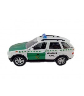COCHE JUGUETE TODOTERRENO GUARDIA CIVIL
