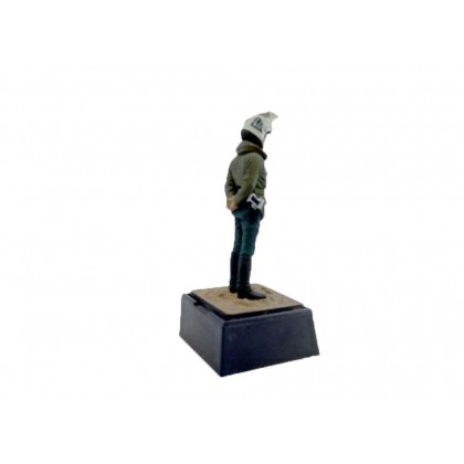 FIGURA PLOMO GUARDIA CIVIL TRAFICO 1999