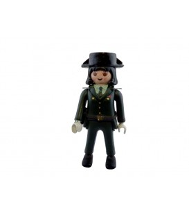 PLAYMOBIL GUARDIA CIVIL UNIFORME DE PASEO MUJER