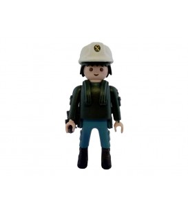 PLAYMOBIL GUARDIA CIVIL UNIDAD SUBSUELO