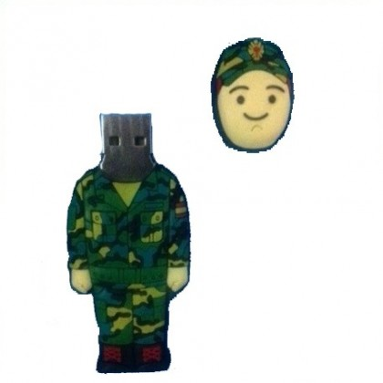 USB PENDRIVE 16GB MILITAR