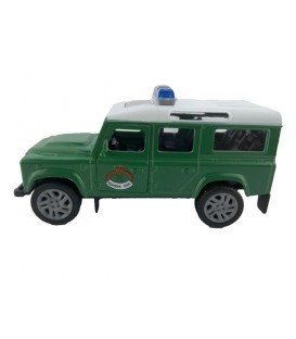 COCHE LAND ROVER GUARDIA CIVIL
