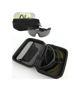 GAFAS DE PROTECCION SET ANSI 166