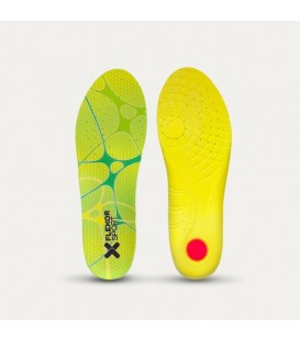 PLANTILLAS FLEXOR SPORT MULTIACTIVITY VERDE