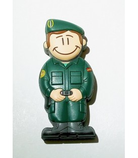 USB PENDRIVE DE 8GB DE GUARDIA CIVIL FAENA