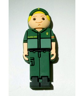 USB PENDRIVE DE 8GB DE GUARDIA CIVIL DIARIO