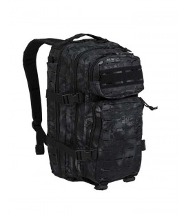 MOCHILA TACTICA US ASSAULT PACK SM 20L LASER CUT MANDRA NIGHT