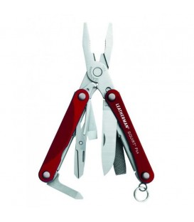 ALICATE MULTIUSOS LEATHERMAN SQUIRT ROJO PS4