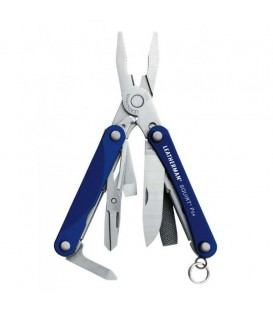 ALICATE MULTIUSOS LEATHERMAN SQUIRT AZUL PS4