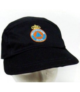 GORRAS GENÉRICA BORDADA (TALLA ÚNICA). POLICIA LOCAL. PROTECCION CIVIL, ETC...
