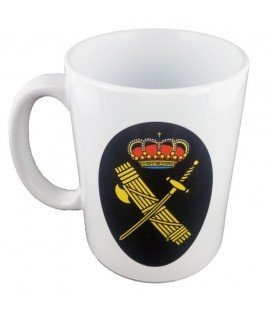 TAZA ESCUDO GUARDIA CIVIL (PERSONALIZABLE)