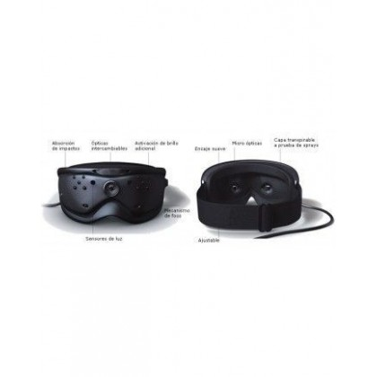 GAFAS DE VISION NOCTURNA DIGITAL INTERFACE D/A