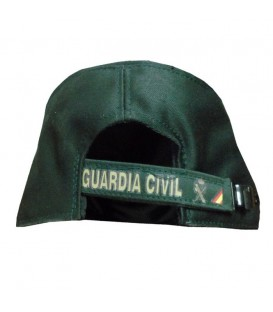 GORRA ESCALA BASICA GUARDIA CIVIL
