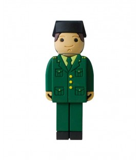 USB GUARDIA CIVIL UNIFORME DE PASEO 16 GB