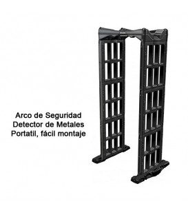 ARCO DE SEGURIDAD PORTATIL M-SCOPE