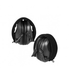 CASCO DE PROTECCION ELECTRONICO PLEGABLE MILT.