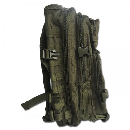 MOCHILA TACTICA US ASSAULT PACK LG 36L VERDE