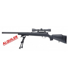 REPLICA RIFLE SUPER TS X9 (ALQUILER) AIRSOFT