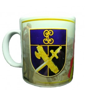 TAZA GUARDIA CIVIL DISTINTIVO PERMANENCIA SEGURIDAD CIUDADANA