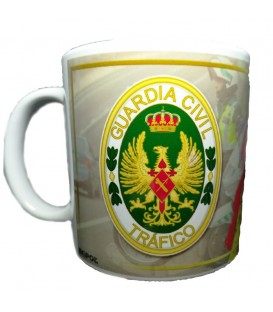 TAZA GUARDIA CIVIL TRAFICO