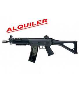 REPLICA FUSIL SG 551 FULL METAL ICS ( ALQUILER ) AIRSOFT
