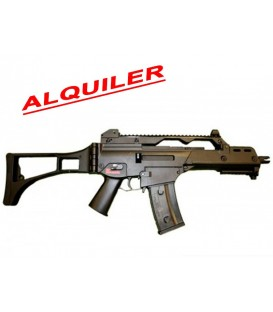 FUSIL DE TRAINING ELECTRICO HK G36C