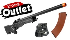 OUTLET AIRSOFT. REPLICAS Y ACCESORIOS